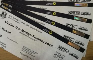 Tickets Under the Bridge Festival 2016