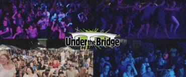 Under the Bridge Festival Collage