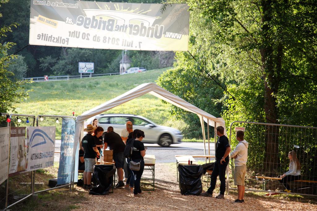 Under the Bridge Festival 2018 - Team - Emmersdorf - 007