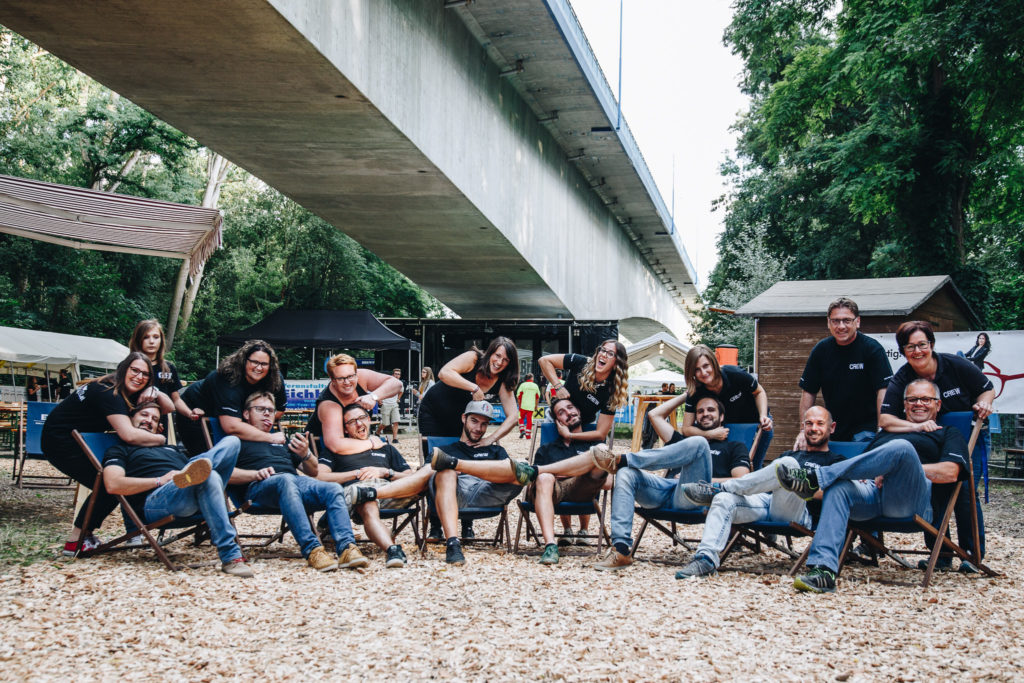 Under the Bridge Festival 2018 - Team - Emmersdorf - 002