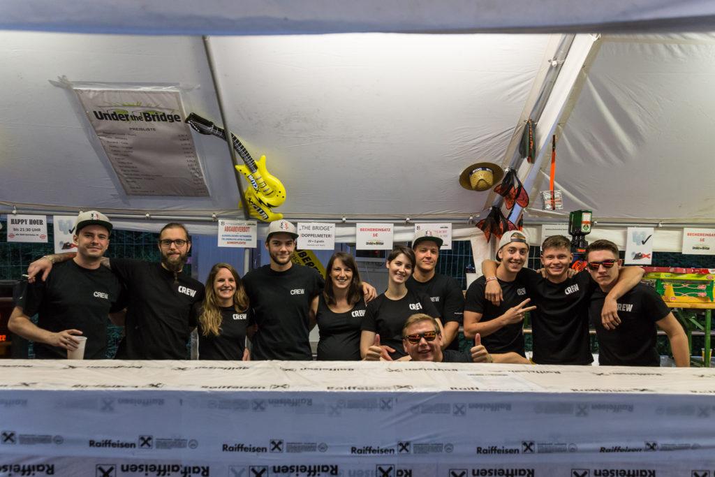 Under the Bridge Festival 2018 - Team - Emmersdorf - 013