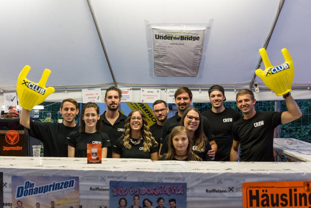 Under the Bridge Festival 2018 - Team - Emmersdorf - 012